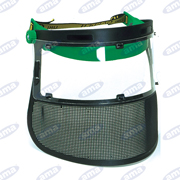 Ama 13350 Professional Combination Safety Visor Lines